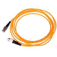 Buy cheap Fiber Optic Patch Cord FC To FC Multimode Simplex product