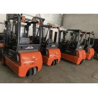 Buy cheap Second Hand Electric Powered Forklift / Counterbalance Forklift Truck 2850 - 6605mm Lift Height product