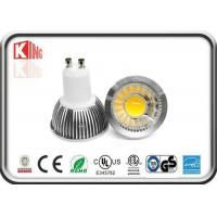 Buy cheap Nature white / Cool white GU10 5W LED Spotlight 400~450lm for indoors lighting product