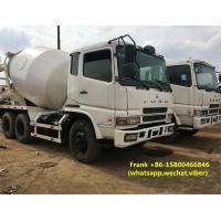 Buy cheap Hydraulic Systems Second Hand Concrete Mixer Trucks Good Working Condition product