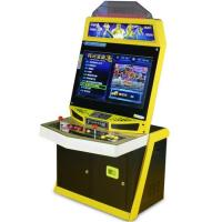 China 32 Inch Coin Operated Fighting Video Game Machine Arcade Cabinet Fighting Game Machine on sale