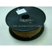 Buy cheap Red Copper 1.75Mm 3D Printer Metal Filament High Temperature Resistance product