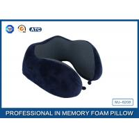 Buy cheap China supplier new style U shape memory foam neck travel pillow product