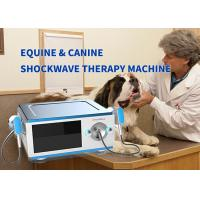 Buy cheap Small Animal Physical Radial Equine Shockwave Machine For Horse Treatment from wholesalers