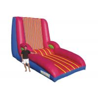 Buy cheap Interactive Inflatable Velcro Wall 5mx4m 7mx5m Sizes For Outdoor Climbing product