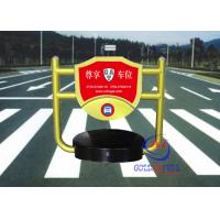Buy cheap 30 M remove control Alarm Car Parking Locks for parking lot control management from wholesalers