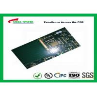 Quality Impedance Control PCB 10Layer FR4 TG170 BGA IMmersion gold HDI circuit board for sale
