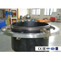 Buy cheap Lightweight Electric Cold Pipe Cutting And Bevelling Machine Star Wheel System Split Frame product