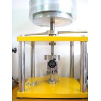 Buy cheap Compressibility & Recovery Testing Machine product