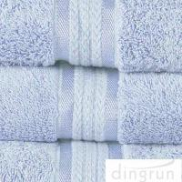 Buy cheap Natural Skin Care Luxury Hand Towels Bathroom Pure Color Machine Washable product