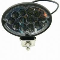 Buy cheap 36W LED Work Light with PC Lens and 9 to 30V Voltage product