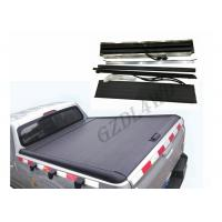 China 4x4 Aluminum Roller Shutter Rear Tonneau Cover For Ford Ranger 2012+ T6 T7 T8 Wildtrack Raptor on sale