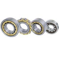 Buy cheap NUP 309 ECP single row cylindrical roller bearing,carbon steel material, 45X100X25MM product