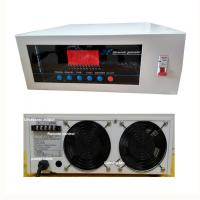 Buy cheap Electric Conversion Digital Ultrasonic Generator Customized Power / Frequency product