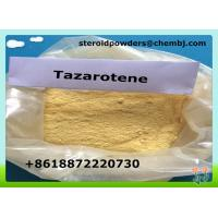China Tazarotene 118292-40-3 Pharmaceutical Intermediates Light Yellow Solid on sale