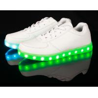 Buy cheap High Quality Fashion Lace up style Adult LED Shoes Wholesale from wholesalers