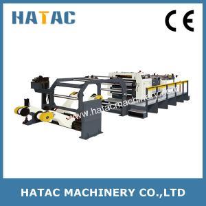 China Kraft Paper Converting Machine,Roll-to-sheet High Production Machine,Bond Paper Sheeting Machine on sale