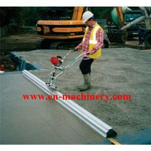 Buy cheap Concrete Vibrating Screed Machine with CE Concrete Mixer Concrete Vibrator product
