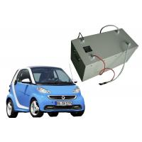 Rechargeable 96V 60Ah LiFePO4 Power Battery Pack For Electric Car