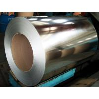 Buy cheap SPCC Galvanized Steel Coil With High Preciseness , 600mm - 1500mm Width from wholesalers