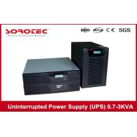 Buy cheap Rack Tower Uninterruptible Power Supply Ups 2KVA 1.8KW for Personal Computer product