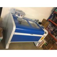 Buy cheap 1000x600mm laser cutting machine with ruida system and 80w reci laser tube from wholesalers