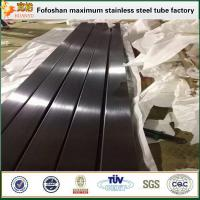 Buy cheap 300 Series ASTM A312 Coloured Stainless Steel Tube For Decoration product