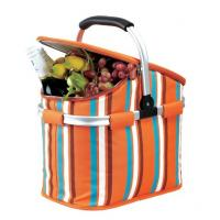Buy cheap Picnic cooler basket bag,camping bag supplier product