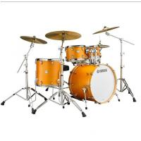 Buy cheap Yamaha Tour Custom Maple 4-Piece Shell Pack with 22 in. Bass Drum Caramel Satin from wholesalers