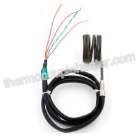 China Heat Exchange Spring Hot Runner System Coil Heaters With J Type Thermocouple on sale