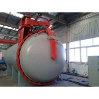 Buy cheap Industrial Carbon Fiber Autoclave 1.95X4M For Aerospace 1 Year Warranty product