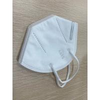 Buy cheap Melt Blown Fabric KN95 Face Mask Light Weight Protective Respirator Mask product