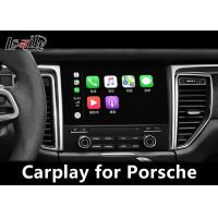 Buy cheap Plug & Play IOS CarPlaye Box for Porsche PCM3.1 with Waze Siri Command Mirrorlink Mutually Control from wholesalers