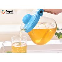 800ml And 1000ml Capacity Heat Resistant Glass Teapot Perfect For Using At Home