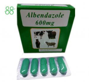 Buy cheap Albendazole 600ml Veterinary Antibiotics product