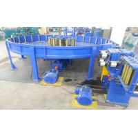Buy cheap Galvanized Steel Strip Welded Straight / Square Pipe Mill Line ZG50 product