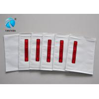 China Waterproof Packing List Enclosed Envelopes , Plastic Document enclosedpouches on sale