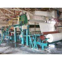 Buy cheap Model 2400 toilet paper making machine product