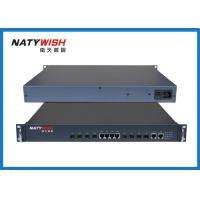 Buy cheap 64Kbps Bandwidth GEPON Optical Line Terminal Equipment 4 PON Port For Private Network product