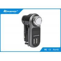 Buy cheap Durable Bluetooth Audio Receiver , V3.0 Car MP3 Player FM Transmitter product