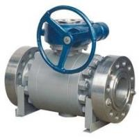 Buy cheap API Forged Steel Trunnion Mounted Ball Valve Float High Pressure Big Size product