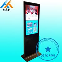 Buy cheap Ultrathin Touch Screen Digital Signage Displays , 42 Inch LCD Advertising Player With Wheels product