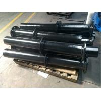 Buy cheap Pipeline Flanged Ductile Iron Pipe Fittings Paint Coatings EN545 / 598 K9 Class product