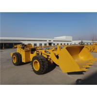 Buy cheap front end wheel loader 2000kg underground mini loader for scraping the ground product