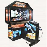 Buy cheap 55' LCD Arcade Multi Operation Ghost Electronic Original Simulator Indoor Shooting Games Machine product