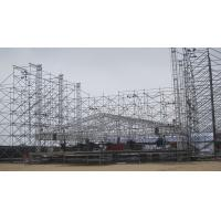 Buy cheap Aluminium Spigot Stage Lighting Truss Systems Layer Strong Rust Resistance product