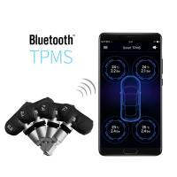 Buy cheap Wireless Car Tire Pressure Monitoring System , TPMS Tyre Pressure Control System product