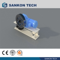 Buy cheap ISO Run Stable AAC Block Machine Rubber Friction Wheel product