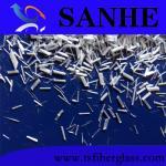 Buy cheap E-Glass Fiber Chopped Strand Fiber for Bulk Moulding Compound (BMC) product