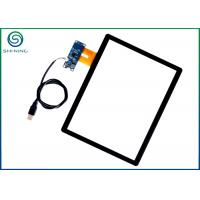 Buy cheap 12 Inch Projected Capacitive Touch Panel For Computer Kiosks ROHS product